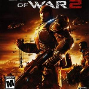 Xbox 360: Gears of War 2 (latauskoodi)