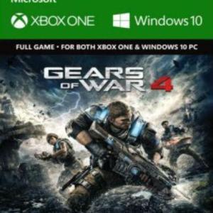 Xbox One: Xbox One: Gears of War 4 ( &: Windows 10) (latauskoodi)
