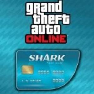 Grand Theft Auto Online - Tiger Shark Cash Card (DLC) (latauskoodi)