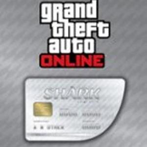Grand Theft Auto V &amp: Great White Shark Cash Card (latauskoodi)