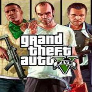 PC: Grand Theft Auto V GTA 5 - Premium Online Edition &: Great White Shark Card Bundle (latauskoodi)