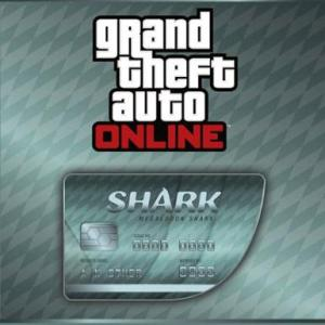 GTA 5 (Grand Theft Auto V): Megalodon Shark Cash Card (latauskoodi)