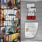 PC: Grand Theft Auto V GTA V &amp: Great White Shark Cash Card (latauskoodi)