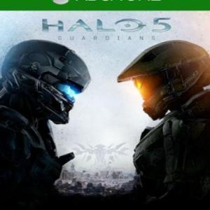 Xbox One: Xbox One: Halo 5: Guardians () (latauskoodi)