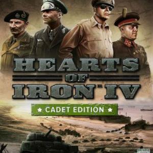 Hearts of Iron IV (Cadet Edition) - CUT (latauskoodi)