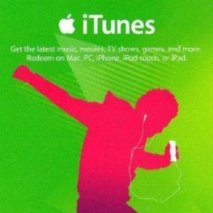 iTunes $10 Gift Card (latauskoodi)