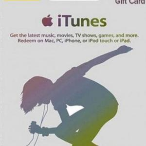 PC: iTunes €15 Gift Card DE (latauskoodi)