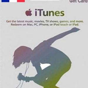 iTunes €15 Gift Card FR (latauskoodi)