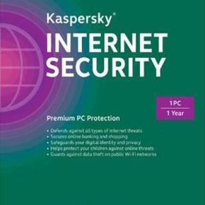 PC: Kaspersky Internet Security 2014 1 Year 1 PC (latauskoodi)