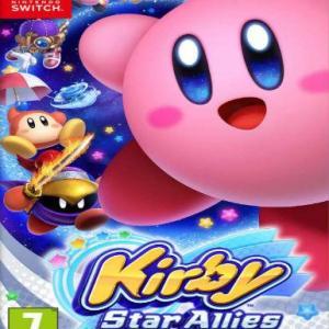 Kirby Star Allies (latauskoodi)
