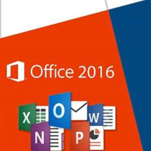 PC: Microsoft Office Professional 2016 (latauskoodi)