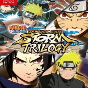 Naruto Shippuden: Ultimate Ninja Storm Trilogy (Switch) (latauskoodi)