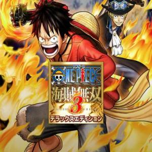 One Piece: Pirate Warriors 3 Deluxe (Switch) (latauskoodi)