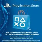 PS4: PlayStation Network Card (PSN) 20 CAD (Canada) (latauskoodi)