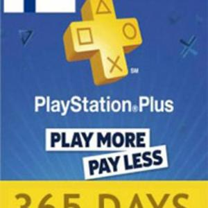 PS4: PlayStation Network Card (PSN) 365 Days (Finland) (latauskoodi)