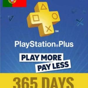 PS4: PlayStation Network Card (PSN) 365 Days (Portugal) (latauskoodi)