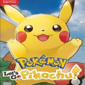 Pokemon: Lets Go, Pikachu! (latauskoodi)