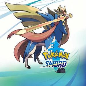 Pokemon Sword (latauskoodi)