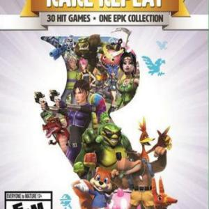 Xbox 360: Rare Replay (latauskoodi)