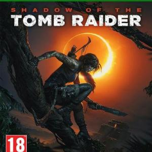 Xbox One: Xbox One: Shadow of the Tomb Raider (latauskoodi)