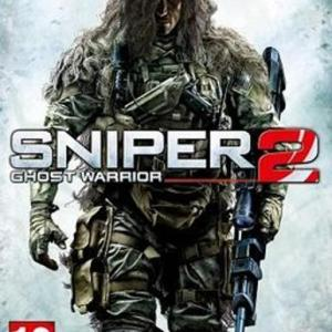 PC: Sniper: Ghost Warrior 2 (latauskoodi)