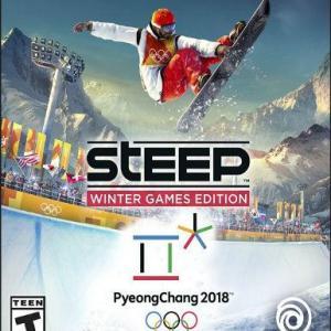 PC: Steep: Winter Games Edition (latauskoodi)