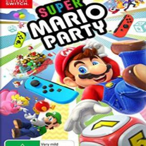 Super Mario Party (latauskoodi)