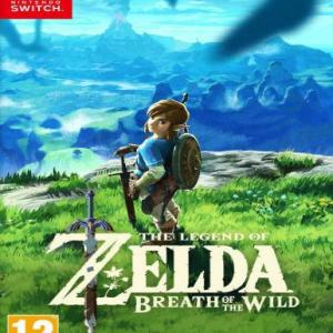 The Legend of Zelda: Breath of the Wild (latauskoodi)