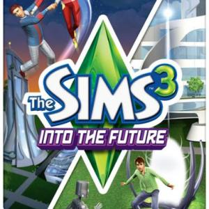 The Sims 3: Into The Future (latauskoodi)