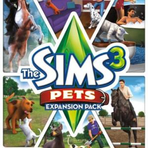 The Sims 3: Pets (latauskoodi)