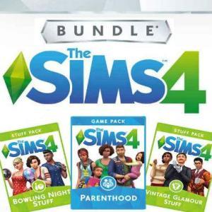 The Sims 4 - Bundle Pack 5 (latauskoodi)