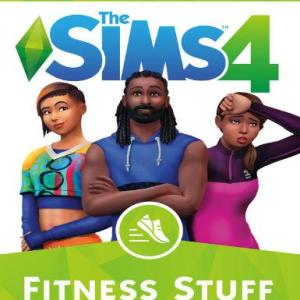 The Sims 4: Fitness Stuff (latauskoodi)