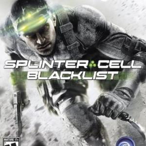 PC: Tom Clancys Splinter Cell Blacklist (latauskoodi)
