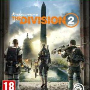 Xbox One: Xbox One: Tom Clancys The Division 2 () (latauskoodi)
