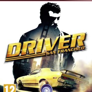 PS3: Driver: San Fransisco (käytetty)