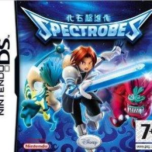 NDS: Spectrobes (käytetty)