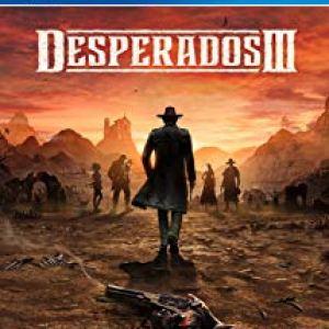 PS4: Desperados III