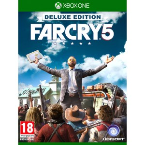 Xbox One: Far Cry 5 Deluxe Edition (käytetty)