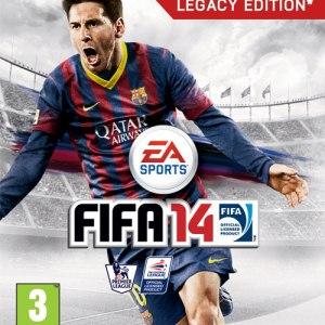 Vita: FIFA 14 Legacy Edition