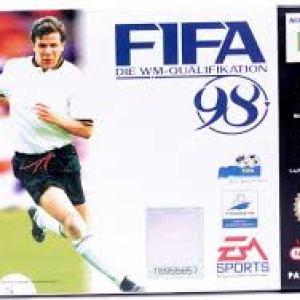 Retro: Fifa 98 N64 (BOXED) (käytetty)