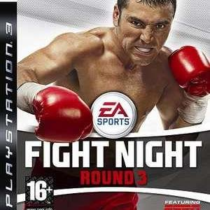 PS3: Fight Night Round 3 (käytetty)