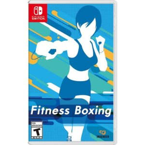 Switch: Fitness Boxing