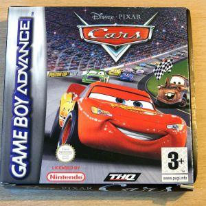 GBA: Cars (käytetty)