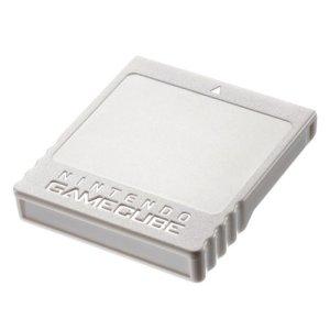 Retro: GameCube Muistikortti (59 blocks) (käytetty)