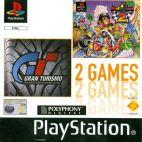 PS1: Gran Turismo/Motor Toon Grand Prix 2 (käytetty)