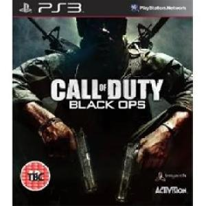 PS3: Call of Duty - Black Ops (käytetty)