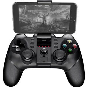 Mobiili: iPega PG-9077 Bluetooth Game Controller Gamepad, For Android/PC (Black)