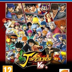 PS4: J-Stars Victory Vs+
