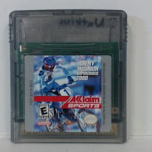Retro: Game Boy Color Jeremy McGrath Supercross 2000 (käytetty)