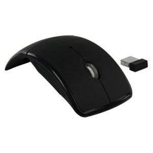 PC: Langaton Optinen taitettava hiiri